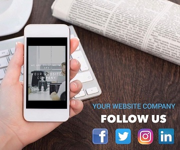 Follow Us | Northwest | Leigh | Website Design specialists